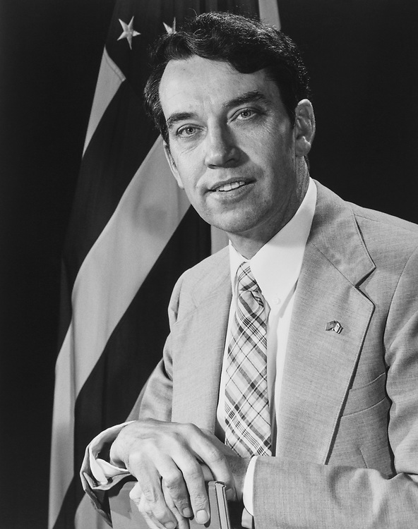 Sen. Chuck Grassley, R-Iowa. 1983 (Photo by CQ Roll Call via Getty Images)