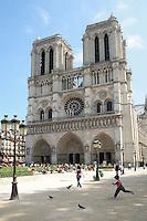 Cathedrale de Notre Dame. Foto: aif / Ines Christ