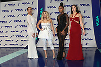 LOS ANGELES - AUG 27:  Fifth Harmony, Dinah Jane, Ally Brooke, Normani Kordei, Lauren Jauregui at the MTV Video Music Awards 2017 at The Forum on August 27, 2017 in Inglewood, CA