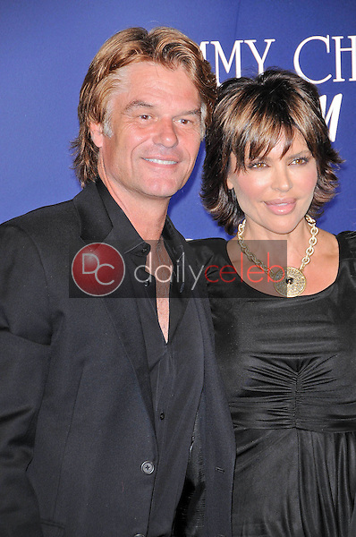Harry Hamlin and Lisa Rinna<br /> at the Jimmy Choo For H&M Collection, Private Location, Los Angeles, CA. 11-02-09<br /> David Edwards/Dailyceleb.com 818-249-4998