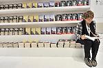 (KIKA) - TORINO - 17/05/2013 A Torino si tiene il 26° Salone del Libro con esposizioni, dibattiti e grandi ospiti, al salone del Lingotto.