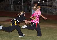 Homecoming 2008 - Powder Puff Finals 10-10-08