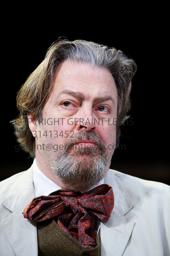 Uncle Vanya by Anton Chekhov,Translated by Michael Frayn ,directed by Jeremy Herrin. With  Roger Allam as Vanya. Opens at The Minerva Theatre, Chichester  on 5/4/12 CREDIT Geraint Lewis