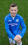 St Johnstone Academy U11's<br /> Brodie Smith<br /> Picture by Graeme Hart.<br /> Copyright Perthshire Picture Agency<br /> Tel: 01738 623350  Mobile: 07990 594431