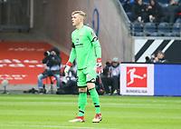 Torwart Florian Müller (1. FSV Mainz 05) - 17.03.2018: Eintracht Frankfurt vs. 1. FSV Mainz 05, Commerzbank Arena