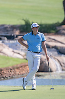 Lorenzo Gagli (ITA) during the 2nd round of the Alfred Dunhill Championship, Leopard Creek Golf Club, Malelane, South Africa. 28/11/2019<br /> Picture: Golffile | Shannon Naidoo<br /> <br /> <br /> All photo usage must carry mandatory copyright credit (© Golffile | Shannon Naidoo)