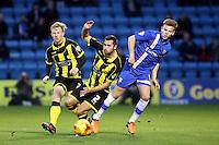 Gillingham vs Burton Albion 12-12-15