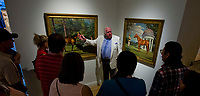 08-13-17 Equestricon Racing Hall of Fame Tour with Tom Durkin