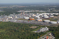 The Ultramar Jean-Gaulin Refinery is pictured in this aerial photo in Levis Thursday September 3, 2015. A subsidiary of Valero Energy Corporation, Ultramar is a Canadian oil refining and marketing company formerly known as Golden Eagle or Aigle d'or.