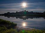 Wisła w okolicy Tyńca, Polska<br /> Vistula river near Tyniec, Poland