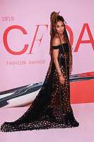 NEW YORK, NY - JUNE 3: Ciara at the 2019 CFDA Fashion Awards at the Brooklyn Museum of Art on June 3, 2019 in New York City. <br /> CAP/MPI/DC<br /> ©DC/MPI/Capital Pictures