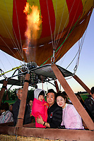 April 17 2019 Hot Air Balloon Gold Coast and Brisbane