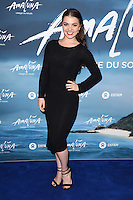 Chloe Hewitt<br /> at the Cirque du Soleil &quot;Amaluna&quot; 1st night, Royal Albert Hall, Knightsbridge, London.<br /> <br /> <br /> &copy;Ash Knotek  D3218  12/01/2017