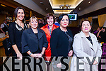 Pictured at the Renard GAA Social in the Ring of Kerry Hotel, Cahersiveen on Saturday night were l-r; Michelle Dwyer, Cynthia Behrens, Cathy Donovan, Máire McCrohan & Sharon Sheehan.