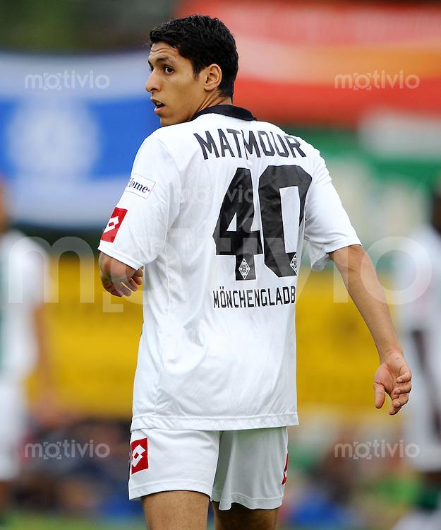 FUSSBALL     1. BUNDESLIGA     SAISON 2008/2009 Karim MATMOUR (Borussia Moenchengladbach)