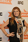 Connie Britton attends the Portlandia Season 2 Premiere Screening on January 5, 2012 at the American Museum of Natural History, New York City, New York. (Photo by Sue Coflin/Max Photos)