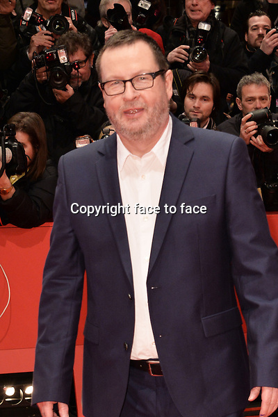 "Lars von Trier (Director/Screenwriter) attending the ""NYMPHOMANIAC VOLUME I"" Premiere during the 64rd Berlinale Film Festival at the Berlinale Palast Berlin.Berlin 09.02.2014. Credit: Timm/face to face"