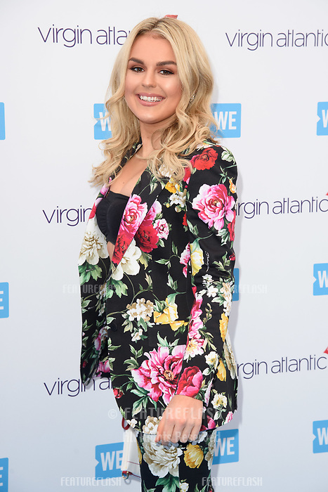 Tallia Storm arriving for WE Day 2018 at Wembley Arena, London, UK. <br /> 07 March  2018<br /> Picture: Steve Vas/Featureflash/SilverHub 0208 004 5359 sales@silverhubmedia.com
