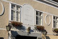 Trummelhof in Grinzing bei Wien, &Ouml;sterreich<br /> Trummelhof in Grinzing near Vienna, Austria