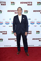 """LOS ANGELES - AUG 13:   Michael King at the """"Bennett's War"""" Los Angeles Premiere at the Warner Brothers Studios on August 13, 2019 in Burbank, CA"""