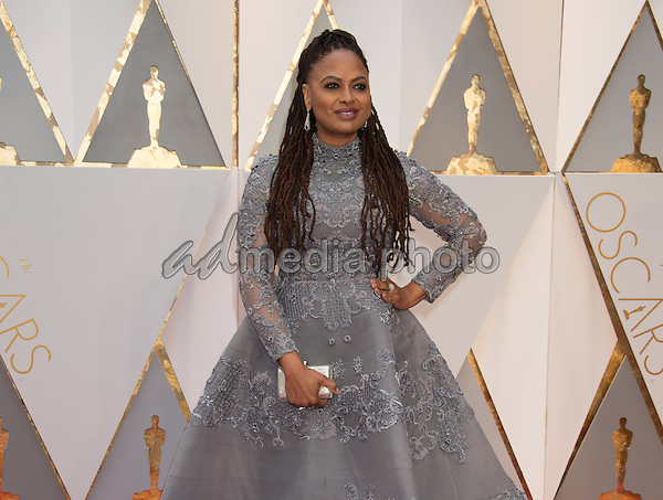 26 February 2017 - Hollywood, California - Ava DuVernay. 89th Annual Academy Awards presented by the Academy of Motion Picture Arts and Sciences held at Hollywood & Highland Center. Photo Credit: AMPAS/AdMedia