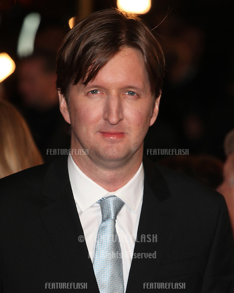 Tom Hooper arriving for the premiere of 'Les Miserables' at Leicester Square, London. 05/12/2012 Picture by: Alexandra Glen / Featureflash