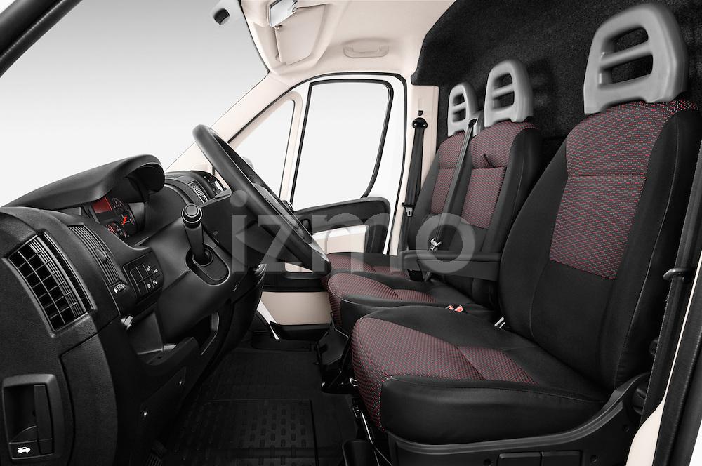 Front seat view of a 2015 Citroen Jumper L1H1 Club 3 Door Cargo Van Front Seat car photos