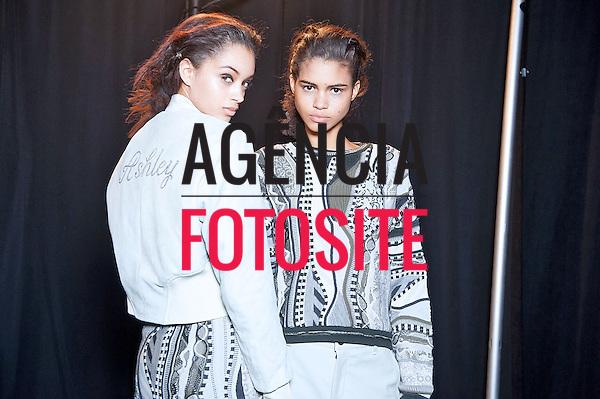 Nova Iorque, EUA &ndash; 02/2014 - Desfile de Rag and Bone durante a Semana de moda de Nova Iorque - Inverno 2014.&nbsp;<br /> Foto: FOTOSITE
