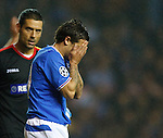 Dejection from Nacho Novo