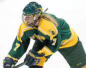 Gabrielle Kosziwka (Clarkson - 7) - The Northeastern University Huskies defeated the visiting Clarkson University Golden Knights 5-2 on Thursday, January 5, 2012, at Matthews Arena in Boston, Massachusetts.