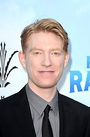 "LOS ANGELES - FEB 3:  Domhnall Gleeson at the ""Peter Rabbit"" Premiere at the Pacific Theaters at The Grove on February 3, 2018 in Los Angeles, CA"