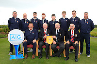 Connacht Barton Shield Finals 2015