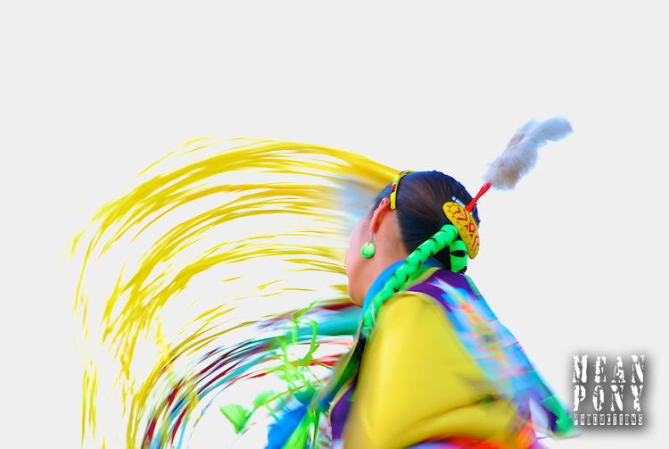Heber Valley Pow Wow 2008, Women's Shawl Dance