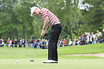 David Horsey (ENG) takes his putt at the 16th green during Day 1 of the BMW International Open at Golf Club Munchen Eichenried, Germany, 23rd June 2011 (Photo Eoin Clarke/www.golffile.ie)