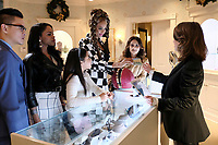 HANK CHEN, SHANICA KNOWLES, ALISON FERNANDEZ, TYRA BANKS, FRANCIA RAISA<br /> Life-Size 2 (2018)<br /> *Filmstill - Editorial Use Only*<br /> CAP/RFS<br /> Image supplied by Capital Pictures