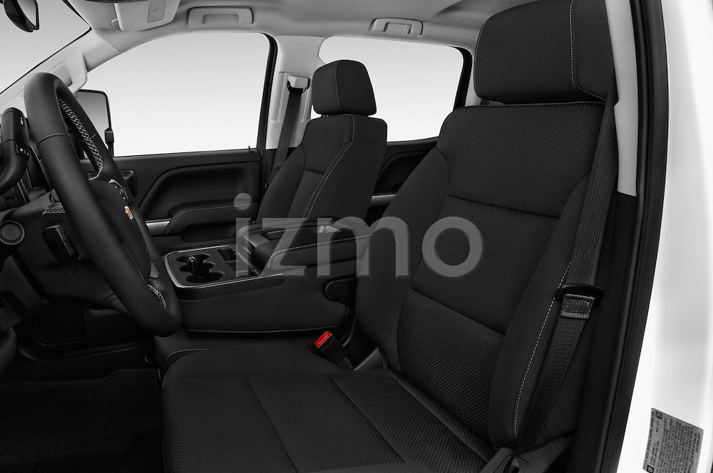 Front seat view of 2016 Chevrolet Silverado-3500HD LT-Crew-Cab-Long-Box-DRW 4 Door Pick-up Front Seat  car photos