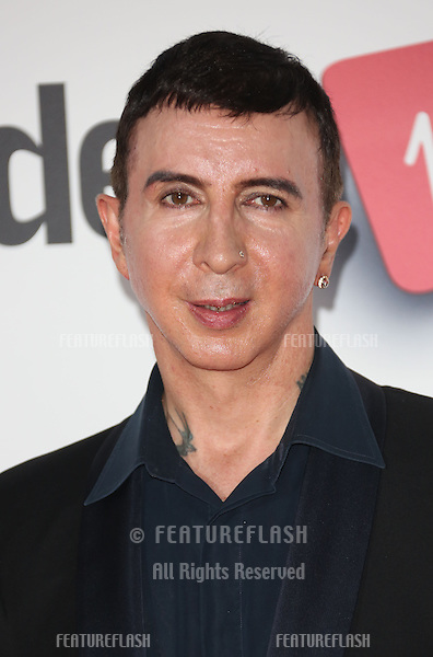 Marc Almond at the Attitude Magazine Awards 2013 - Arrivals held at the Royal Courts of Justice, London. 15/10/2013 Picture by: Henry Harris / Featureflash