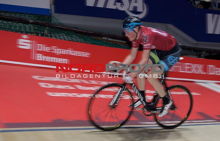 10.01.2015, &Ouml;VB Arena, Bremen, GER, Sixdays Bremen, im Bild Konrad Ge&szlig;ner (#12)<br /> <br /> Foto &copy; nordphoto / Frisch