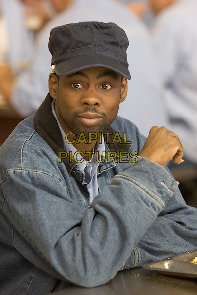 CHRIS ROCK.in The Longest Yard.*Editorial Use Only*.www.capitalpictures.com.sales@capitalpictures.com.Supplied by Capital Pictures.