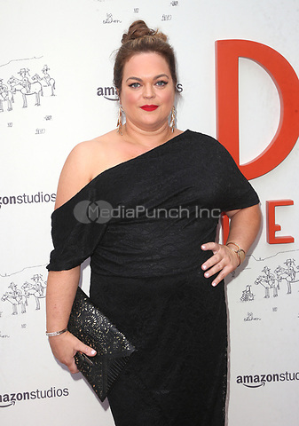 LOS ANGELES, CA - JULY 11: Rebecca Field at the premiere of Don't Worry, He Won't Get Far On Foot on July 11, 2018 at The Arclight Hollywood in Los Angeles, California. Credit: Faye Sadou/MediaPunch