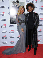 09 November  2017 - Hollywood, California - Mary J. Blige, Dee Rees. AFI FEST 2017 Presented By Audi - Opening Night Gala - Screening Of Netflix's &quot;Mudbound&quot; held at TCL Chinese Theatre in Hollywood.  <br /> CAP/ADM/BT<br /> &copy;BT/ADM/Capital Pictures