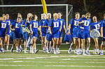 Costa Mesa, CA 02/20/16 - The Duke Blue Devils arrive at LeBard stadium in Orange County for a match up against USC for the inaugural Orange County Winter Invitational organized by the Orange County Chapter of U.S. Lacrosse.Costa Mesa, CA 02/20/16 -