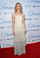 Mia Wasikowska at the premiere for &quot;Damsel&quot; at the Arclight Hollywood, Los Angeles, USA 13 June 2018<br /> Picture: Paul Smith/Featureflash/SilverHub 0208 004 5359 sales@silverhubmedia.com