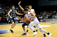 GRONINGEN - Basketbal, Donar - Cluj ,  Europe League, seizoen 2017-2018, 24-01-2018,  Donar speler Arvin Slagter