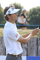 Pedro Oriol (ESP) on the 15th during Round 3 of the HNA Open De France at Le Golf National in Saint-Quentin-En-Yvelines, Paris, France on Saturday 30th June 2018.<br /> Picture:  Thos Caffrey | Golffile
