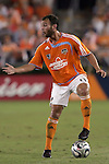 10 November 2007:  Brad Davis of the Houston Dynamo.  The MLS Houston Dynamo defeated the Kansas City Wizards 2-0 at Robertson Stadium, Houston, Texas to capture the 2007 MLS Western Conference title and to advance to the MLS Cup championship final on Saturday, November 18th.