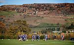 Scotland training at Mar Hall, Bishopton