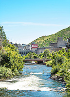 Coors Banquet beer at Coors Brewery, in Golden, Colorado, Thursday, July 16, 2015.<br /> <br /> Photo by Matt Nager