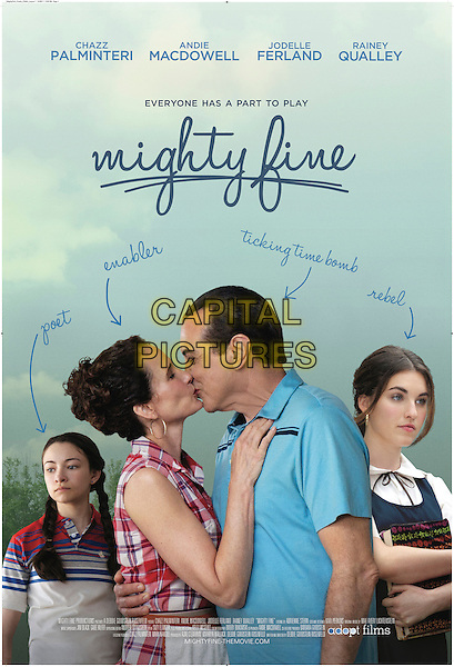 POSTER ART<br /> in Mighty Fine (2012) <br /> *Filmstill - Editorial Use Only*<br /> CAP/FB<br /> Image supplied by Capital Pictures