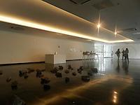 São Paulo - SP - 28jan2012 - O Museu de Arte Contemporânea da Universidade de São Paulo (MAC) inaugurou neste sábado sua nova sede. O edifício fica em frente ao Parque do Ibirapuera local que antes era ocupado pelo Departamento de Trânsito do Estado (Detran). Foto: Mauricio Camargo - News Free.